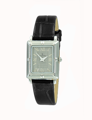Le Chateau Ladies Watch,  (Brand New), LC-3635M-SV - RETAIL at  $245.00