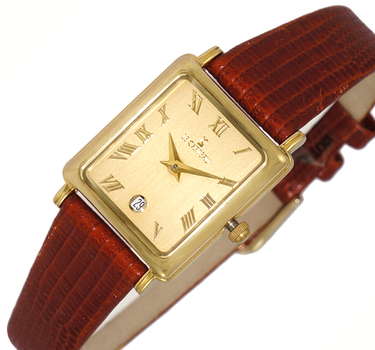 Le Chateau Women's  Gold Tone ,  LC2200-LGG (Retail at $320.00
