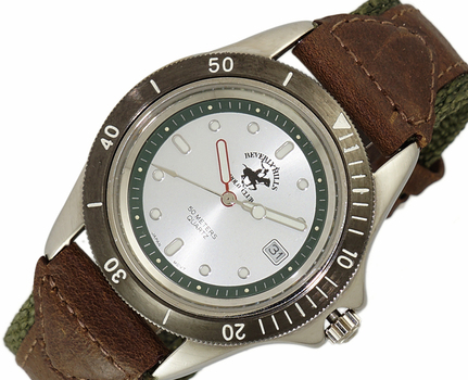 LECHATEAU JAPAN DAY-DATE DIAL, LCPL1010-MSVGN, RETAIL AT $399.00.