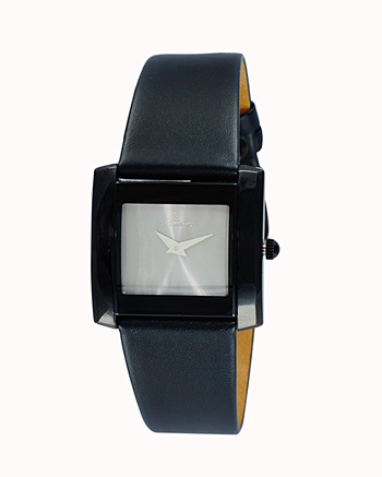 LeChateau Ladies Watch,  (Brand New), LC-7015L-IPBK-GY - RETAIL at  $150.00