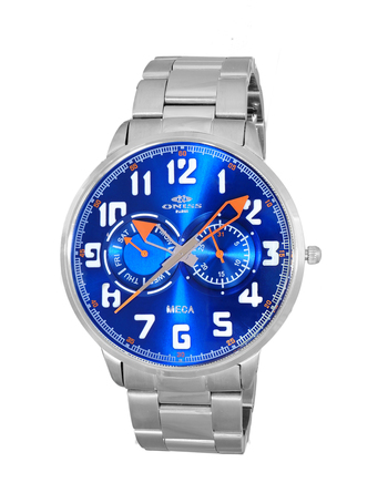 MULTI-FUNCTION, LUMINOUS HAND DAY-DATE DIAL, ON2233-MBU RETAIL AT $375.00