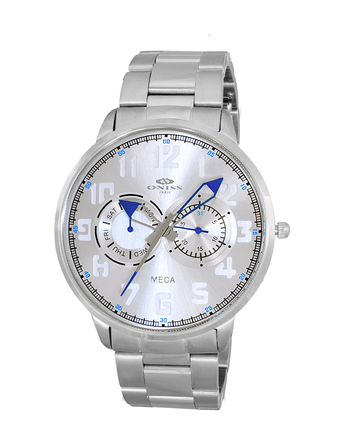 MULTI-FUNCTION, LUMINOUS HAND DAY-DATE DIAL, ON2233-MSV RETAIL AT $375.00