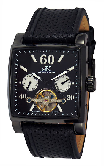 SEAGULL 20-JEWELS  MECHANICAL-AUTOMATIC, STAINLESS STEEL, , AK9043-MIPBK - RETAIL AT $650.00