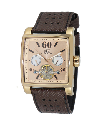 SEAGULL 20-JEWELS  MECHANICAL-AUTOMATIC, STAINLESS STEEL,  AK9043-MRG/LBBN - RETAIL AT $650.00