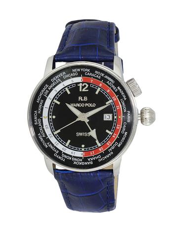 Swiss Movement, Date Dial, LC0001-BU_R.B. Retail at $499.00