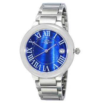 SWISS MOVEMENT, DATE MOP DIAL , ON1111-LBU - RETAIL AT $445.00