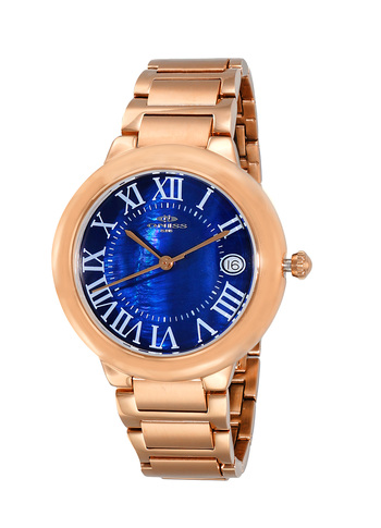 SWISS MOVEMENT, DATE MOP DIAL , ON1111-RGBU - RETAIL AT $420.00