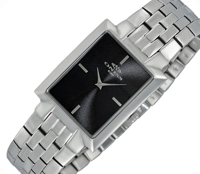 SWISS MOVEMENT, SLIM WATCH, ON5547-MBK, RETAIL AT $295.00
