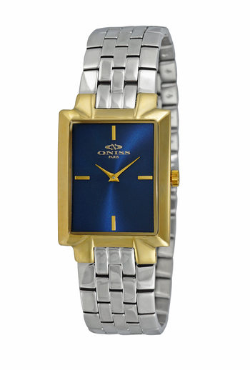 SWISS MOVEMENT, SLIM WATCH, ON5547-MGBU, RETAIL AT $295.00