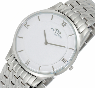 SWISS MOVEMENT, SLIM WATCH, ON5562-MWT, RETAIL AT $295.00