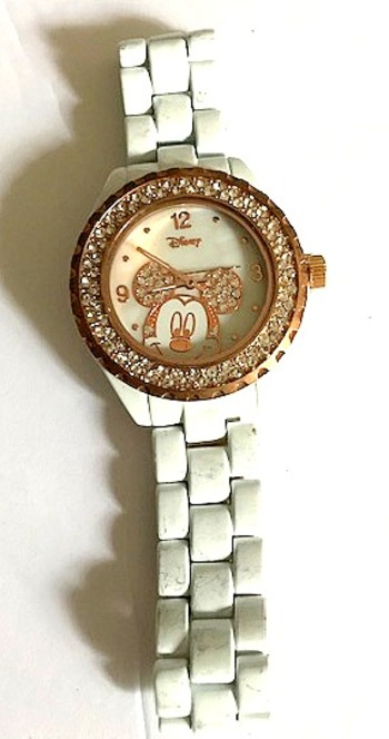 New Spectacular Minie Mouse Special Edition Watch DISNEY