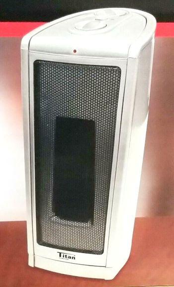 Oscillating Titan Ceramic Heater Thermostat