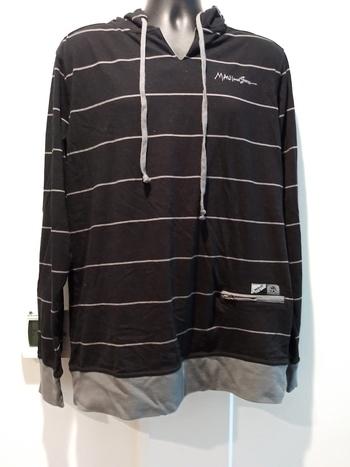 Hoodie Men's Sweater, Size Medium
