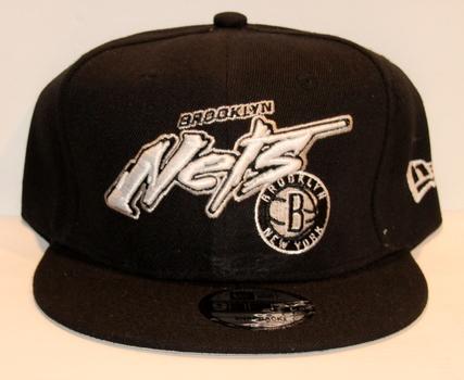 NBA Brooklyn Nets Snapback Hat