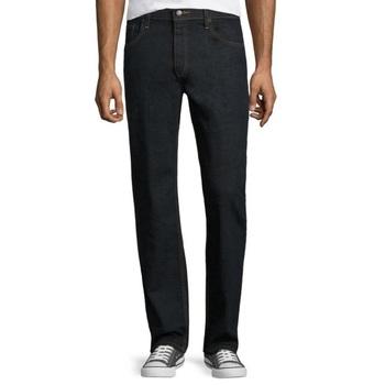 New Arizona Flex Denim Relaxed-Fit Straight-Leg Jeans Size 16 J