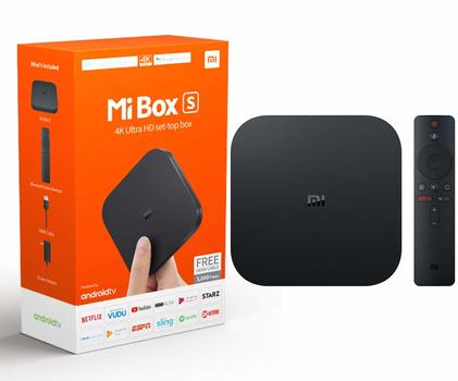 Xiaomi Mi Box Android TV HDMI Media Streaming Player