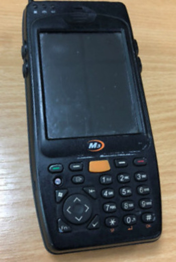 Mobile Data Collector M3 ORANGE