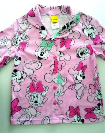 Disney Girls PJ Shirt, Size 10