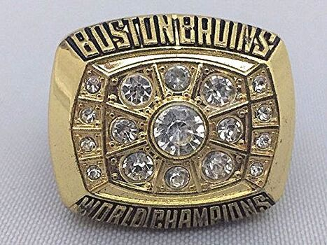 1972 Boston Bruins Bobby ORR Player Championship REPLICA RING