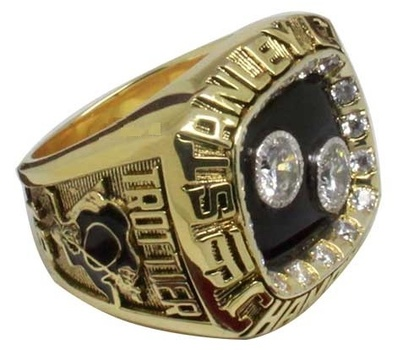 NHL Pittsburgh Penguins Stanley Cup Championship Replica Ring Size 10