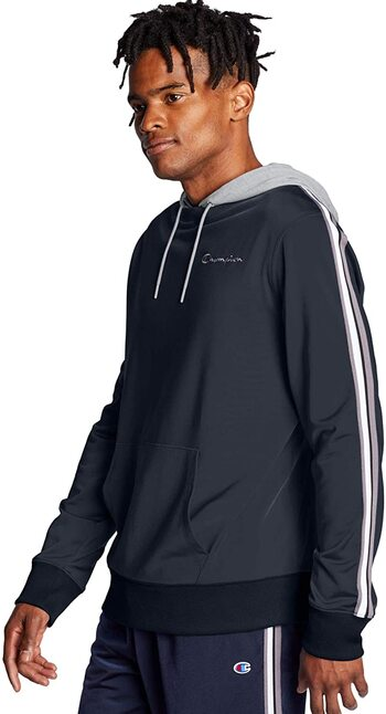 New Champions Athletic Wear Track Hoodie