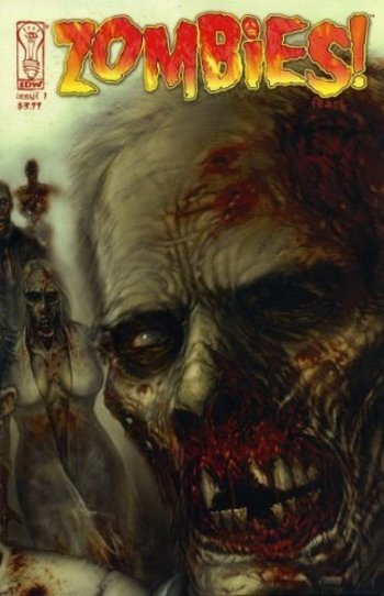 Zombies Feast Issue 1 First Printing Volume 1 Comics 2006
