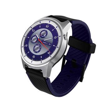 ZTE Quartz ZW10 Silver Smartwatch Retail $192.00