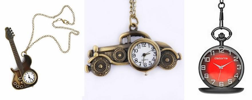 Bulk of Pocket Watches Including Liz Claiborne NEW