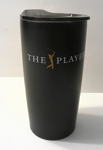 Special For Golfers Stainless Steel Travel Mug with Easy-Clean Lid