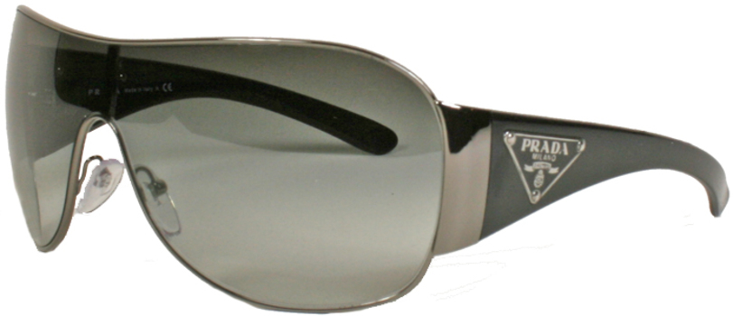 f165459869c5 ... ireland image 1 of 8. new made in italy prada sunglasses retail 598.00  bcd50 a8bc7