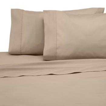 100% Cotton 200 Thread Count Percale Sheet Set KING