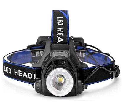 LED Headlamp Flashlight Super Bright Head Torch Headlight Headlamps