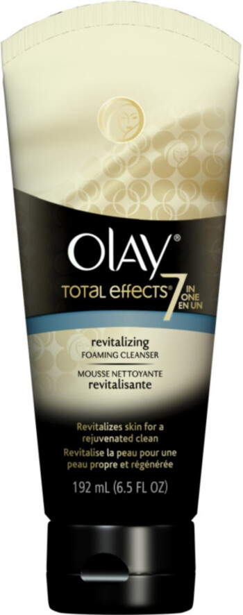 Olay Total & Effects Revitalizing Foaming Face Cleanser