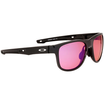 New Oakley Crossrange R Sunglasses Carbon Frame Prizm Trail Oo9369