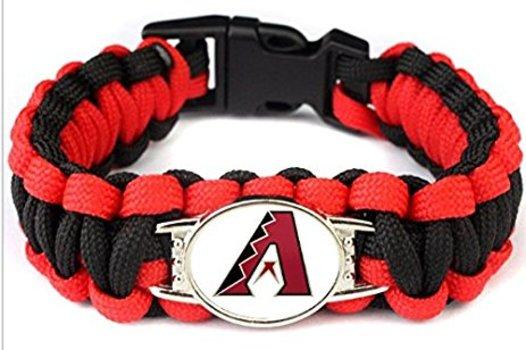 Arizona Diamondbacks Paracord Bracelet