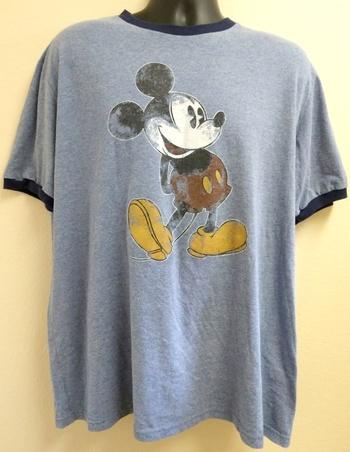 Mickey Disney Shirt Unisex Size X-Large