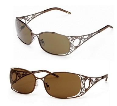 2 Pair Of Sunglasses New MADE IN ITALY Invicta Women's Sunglasses