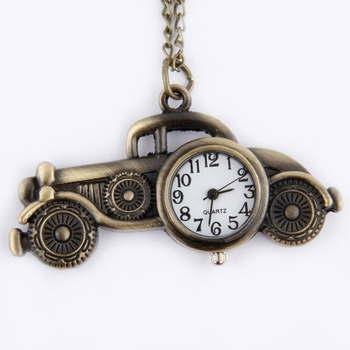 Antique Look Pocket Watch (Small)