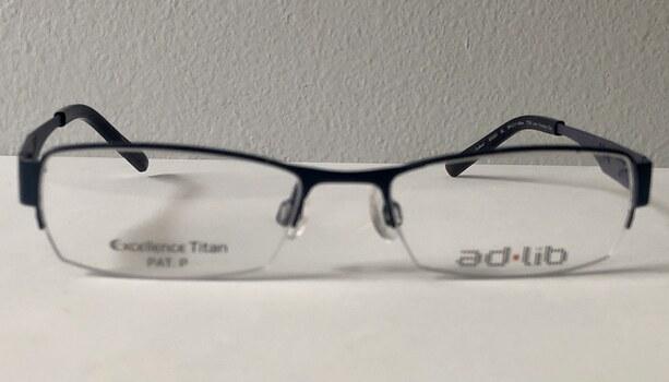 New AD-LID Glasses Frame