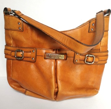 Tignanello Hobo Leather Bag