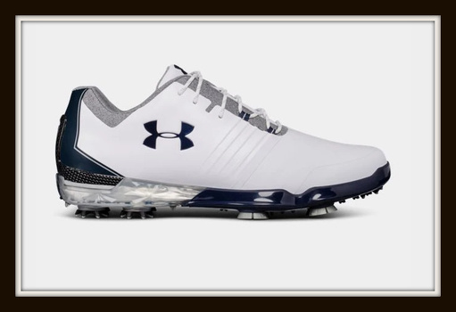 New Under Armor Match Play Exclusive Golf Shoes Size 10 Retail $188.88