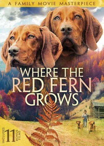 Where the Red Fern Grows DVD Box Set James Whitmore
