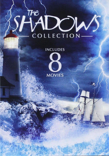 The Shadows Collection: Includes 8 Movies DVD, 2017, 2-Disc Set