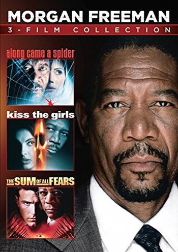 Morgan Freeman 3 Film Collection - DVD New
