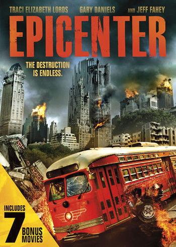 Epicenter ( DVD, 207 ) With 7 Bonus Movies - 2 Disc Set