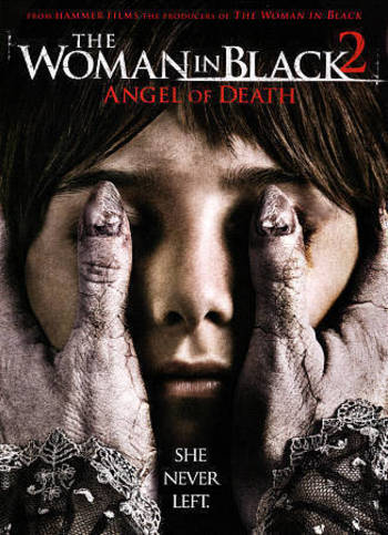 The Woman in Black 2: Angel of Death (DVD, 2015)