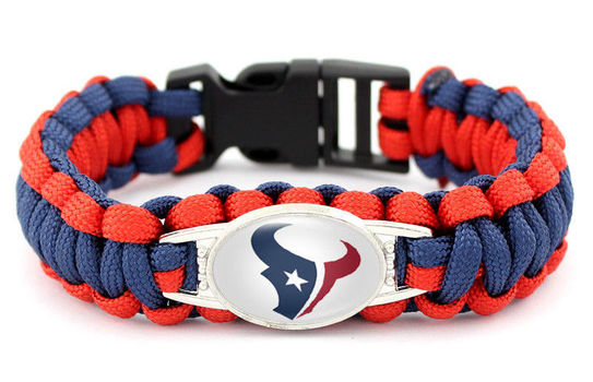 NFL Houston Texans Bracelet Unisex