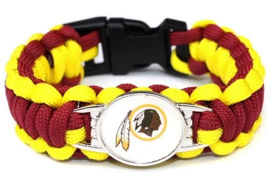 NFL Washington Redskins Bracelet Unisex