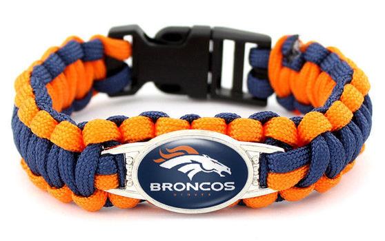 NFL Denver Broncos Bracelet Unisex