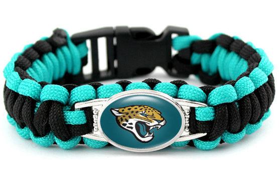 NFL Jacksonville Jaguar Bracelet Unisex